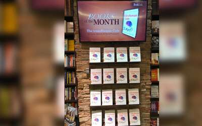 Transhumancode bestseller among the books of the month at US airports booklink wisekey Amazon Best Seller in Human-Computer Interaction.